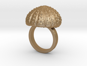 UrchinTop Size8 in Matte Gold Steel