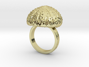 Urchin Statement Ring - US-Size 9 1/2 (19.41 mm) in 18k Gold