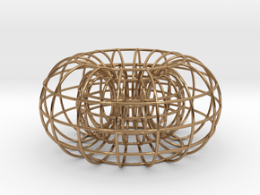 Torus small in Polished Brass