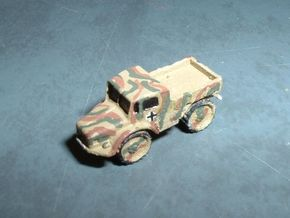 RSO Radschlepper Ost 1/285 6mm in Smooth Fine Detail Plastic