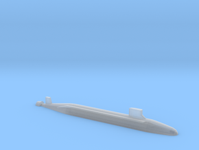 Seawolf-Class SSN, 1/2400 in Smooth Fine Detail Plastic