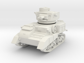PV73A Mk VIB Desert Version (28mm) in White Natural Versatile Plastic