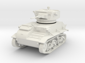 PV74 Light Tank Mk VIC (1/48) in White Strong & Flexible