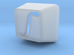 Integral Cherry MX Keycap Surround in Smoothest Fine Detail Plastic