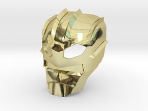 Kanohi Suletu (Inorganic) in 18k Gold