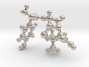 amoxicillin_ball_stick in Platinum