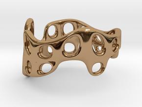 s3r028s9 GenusReticulum  in Polished Brass