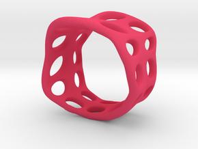 s3r031s7 GenusReticulum  in Pink Processed Versatile Plastic