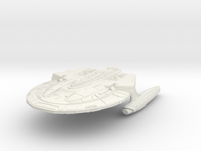 Valreliant C Class Cruiser in White Natural Versatile Plastic