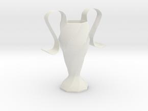Eiscream cone holder in White Natural Versatile Plastic