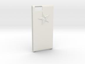 starry iphone 6 case in White Natural Versatile Plastic
