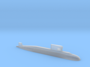 PLA[N] 039A Submarine, 1/2400 in Smooth Fine Detail Plastic