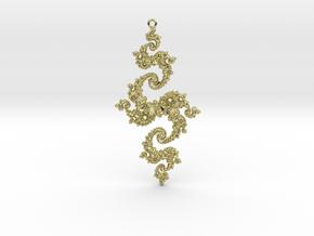 Julia Pendant 1 HP2 in 18k Gold