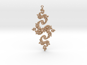 Julia Pendant 1 HP1 in 14k Rose Gold
