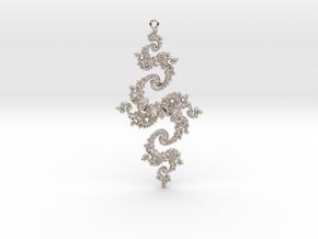 Julia Pendant 1 HP1 in Platinum