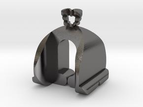 I♥U Shape 2 - MP in Polished Nickel Steel