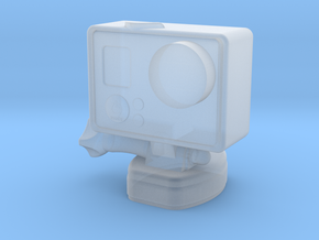 1/10 scale camera in Smooth Fine Detail Plastic