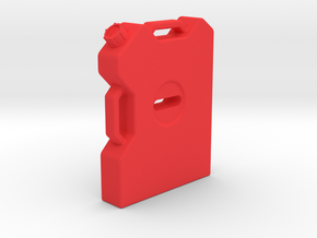 rotopax 4 gal gas can in Red Processed Versatile Plastic