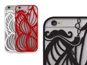 Hipsters Dream - case for iPhone 6 in Black Strong & Flexible