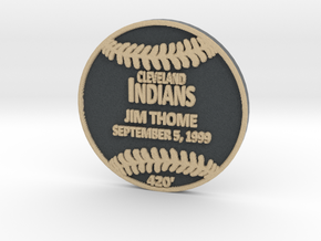 Jim Thome2 in Full Color Sandstone