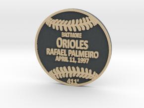 Rafael Palmeiro2 in Full Color Sandstone