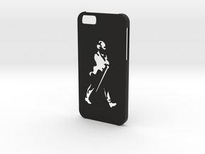 Iphone 6 Johnnie Walker case in Black Natural Versatile Plastic
