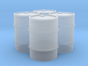 44 Gal 4 Pack in Smooth Fine Detail Plastic