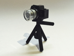 Camera Tripod for Lego Cameras in Black Strong & Flexible