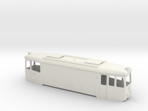 VBLu ATW 62 Wagenkasten in White Natural Versatile Plastic