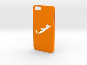 Iphone 6 Bermuda case in Orange Processed Versatile Plastic