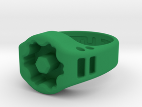 US8.5 Ring XIX: Tritium in Green Processed Versatile Plastic