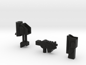 Bumbleblaster 3 in 1 Gun in Black Strong & Flexible
