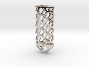 Hex Lantern X3: Tritium (All Materials) in Platinum