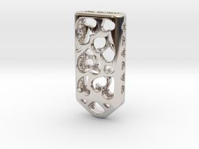 Heart Lantern X4: Tritium (All Materials) in Platinum