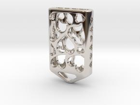 Heart Lantern X5: Tritium (All Materials) in Platinum