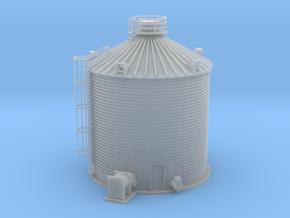 Single Corn Silo Z Scale in Smooth Fine Detail Plastic