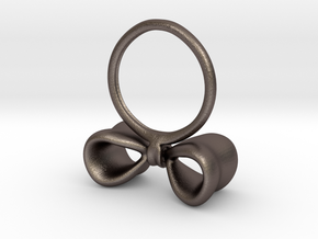 Bow ring in Stainless Steel