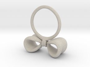 Bow ring in Sandstone