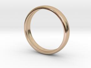 PA RingEasyCT12t08H3d155 in 14k Rose Gold