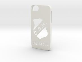 Iphone 5.OFI in White Natural Versatile Plastic
