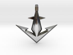 Anchor 4 in Premium Silver