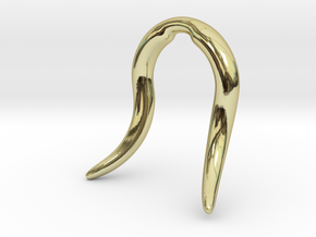 Piercing Setto Nasale in 18k Gold Plated Brass