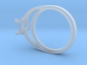 Ø14.86 Mm Diamond Ring Ø5.9 Mm Fit in Smoothest Fine Detail Plastic
