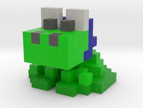 Hoodie the Frog in Full Color Sandstone