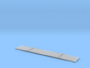 N 53' RailDeck - Flat in Smooth Fine Detail Plastic