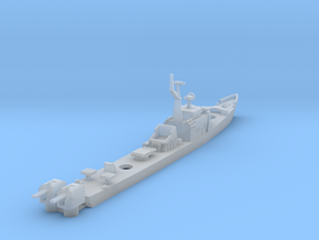 1/700 Soviet Petya Frigate in Smooth Fine Detail Plastic
