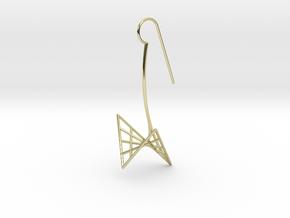 swan (medium) in 18k Gold