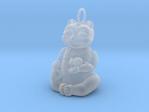 CBUDA STL in Smooth Fine Detail Plastic