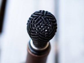 Wine Stopper in Black Strong & Flexible