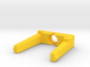 CL Serial Module Cover NH in Yellow Processed Versatile Plastic